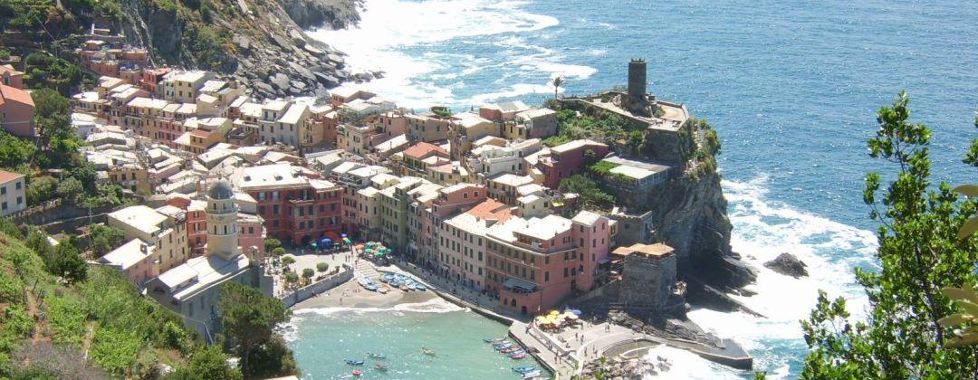 Vernazza - Cinque Terre - 2006